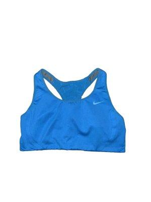 Blauer Nike Sport-BH