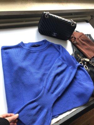 Butik Pull oversize bleu acier