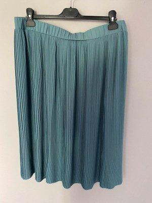 Janina Jupe plissée bleu pâle-gris ardoise polyester