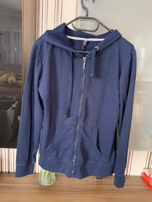 Colors of the world Hooded Sweater blue-dark blue
