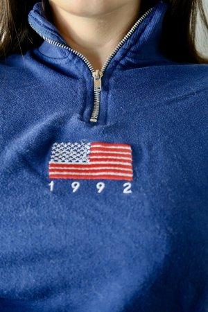 Daisy Street Turtleneck Sweater blue