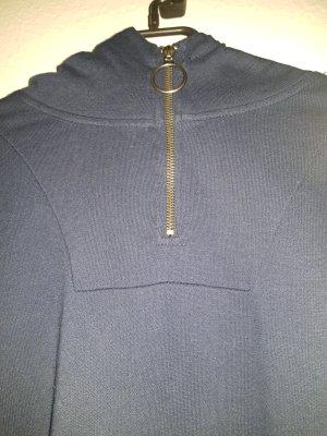 Jean Pascale Sweater Twin Set dark blue