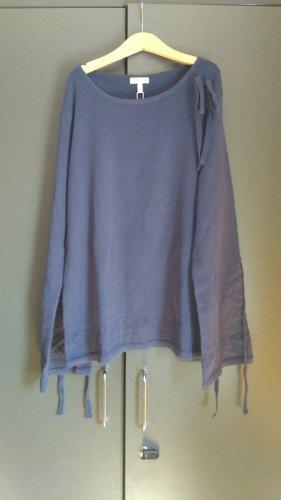 Blauer Pullover Deerberg M