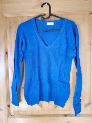 Blauer Pullover von Vero Moda