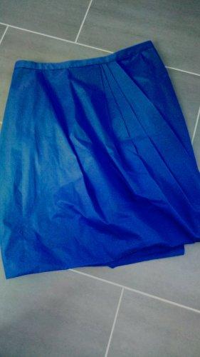 blauer Rock