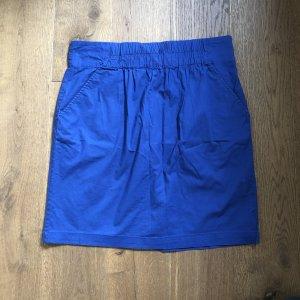 Spódnica w kształcie tulipana niebieski