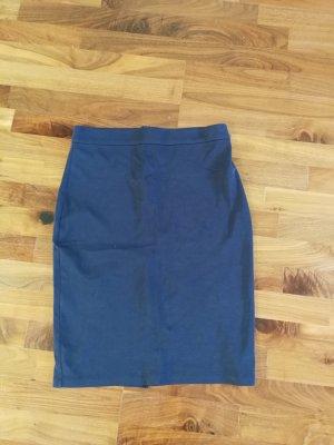armedangels Pencil Skirt blue-dark blue