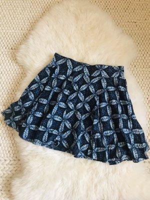 Urban Outfitters Miniskirt blue-light blue