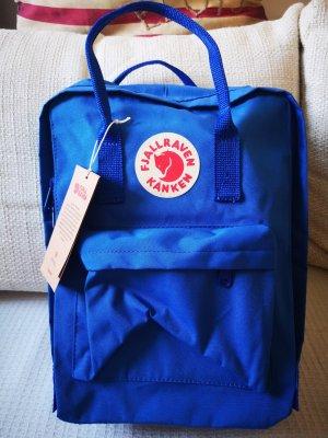Blauer Rucksack Neu mit Etikett