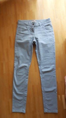 Blue Motion Pantalone cinque tasche blu pallido