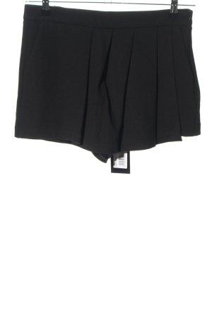 Blauer Spódnico-spodenki czarny W stylu casual