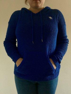 Blauer strickpullover Abercrombie& Fitch
