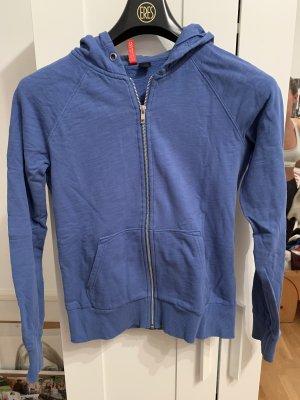 Blauer Sweatshirt Pulli!