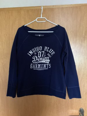 Blauer TomTailor Denim Sweatshirtpullover