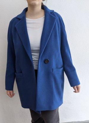 Trixi Schober Veste en laine bleu