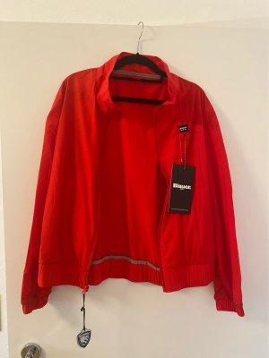 Blauer USA Marynarka koszulowa czerwony