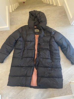 Blauer USA Daunenjacke Thermo Jacke Gr. XL NEU Mantel Schwarz