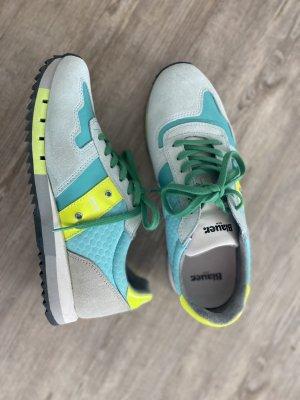 Blauer USA Sneaker stringata multicolore