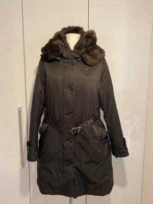 Blauer Wintermantel Gr.XXL Gr.44/46 schwarz Daunenmantel Jacke