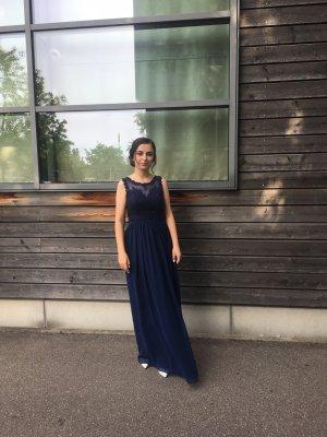 Blaues Abendkleid von Mascara