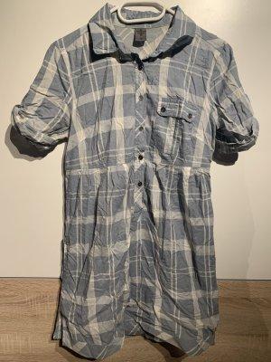 Blaues Blusenkleid von Vero Moda Größe M