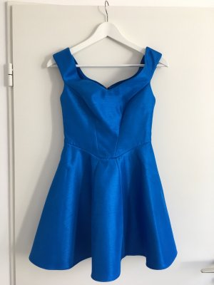 Blaues Cocktail-Kleid von Cameo