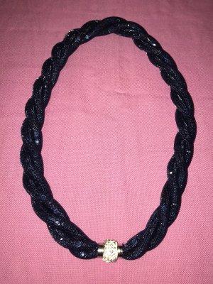 Collier Necklace dark blue