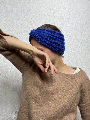 Oorwarmers blauw