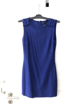 Blaues Etui Kleid Gr. 38