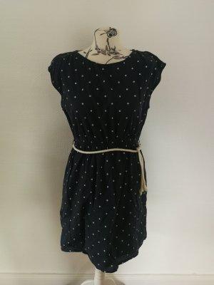 Armedangels Mini-jurk wit-blauw