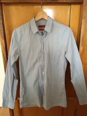 Blaues Hemd Hugo Boss