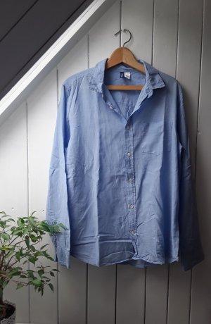 Blaues Hemd von H&M