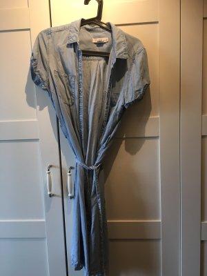 Blaues Jeans Kleid von H&M