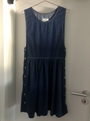 Mads nørgaard Denim Dress blue-dark blue