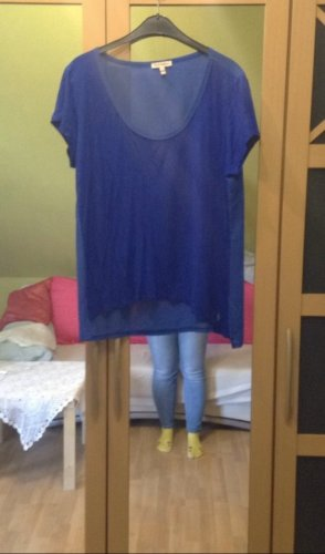 Blaues Juicy Couture Shirt