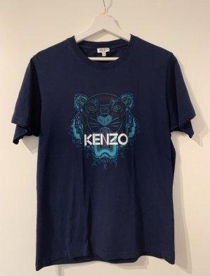 Blaues Kenzo Tshirt