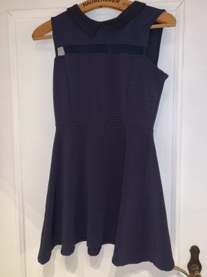 Tally Weijl Cargo Dress dark blue