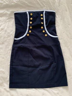 Melrose Mini Dress blue