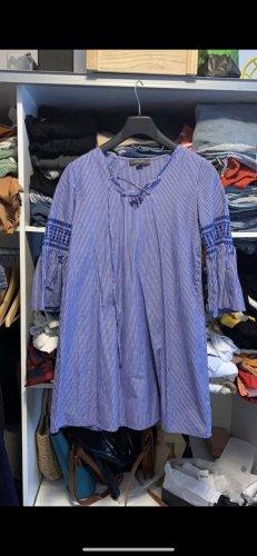 Primark Sukienka boho niebieski-biały
