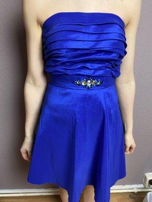 Magic Nights Vestido de baile azul