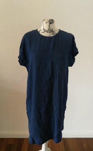 armedangels Mini Dress blue-dark blue