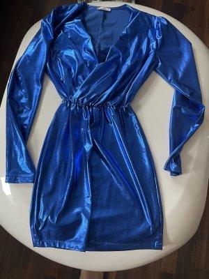 Blaues Kleid Größe S/M