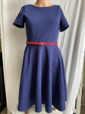 Blaues Kleid H&M