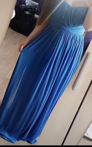 Laona Evening Dress cornflower blue