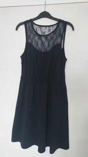 Vero Moda Sukienka dresowa niebieski-ciemnoniebieski