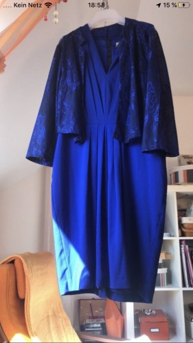 H&M Babydoll Dress blue