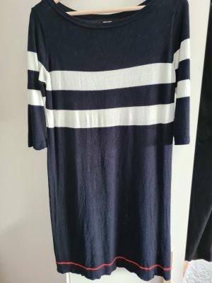 Vero Moda Woolen Dress dark blue