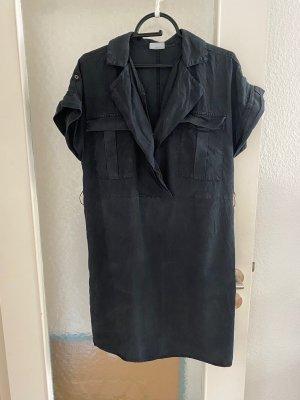 Noisy May Abito blusa camicia blu scuro