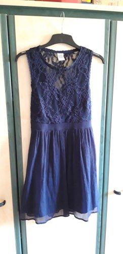 blaues Kleid, veromoda, Größe M