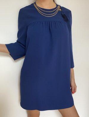 Blaues Kleid von Elisabetta Franchi